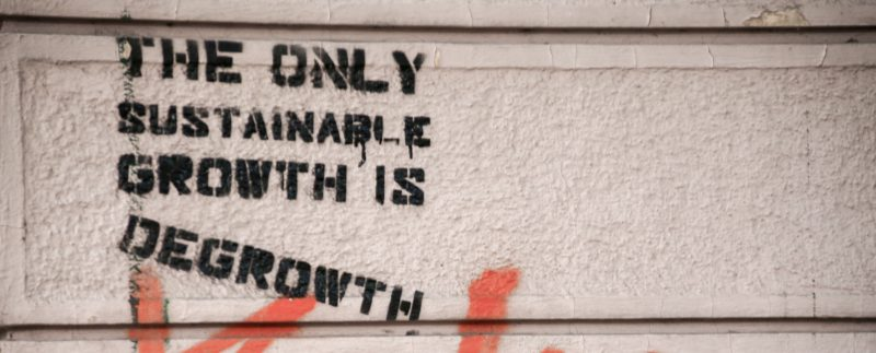 degrowth high level overview notes